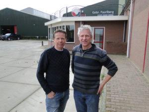 Eduard en Gert-Jan Paarlberg